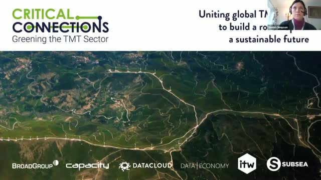 Global Keynote: Changing the Cultural Mind-Set about Sustainability
