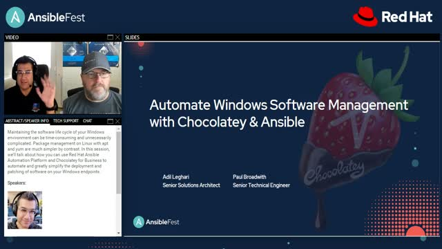 Automate Windows software management with Chocolatey and Ansible