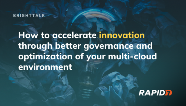 [APAC] How to accelerate innovation through better governance and optimisation