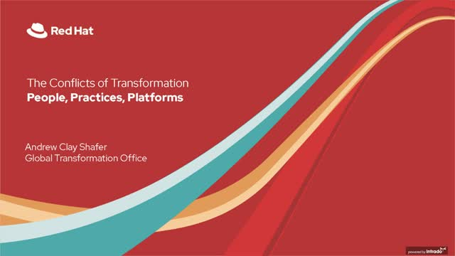 The conflicts of digital transformation