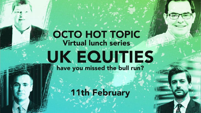 HOT TOPIC UK Equities: Have you missed the bull run