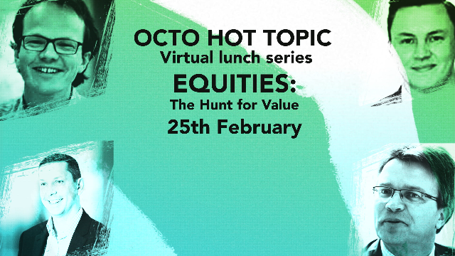 HOT TOPIC: Equities. The hunt for value