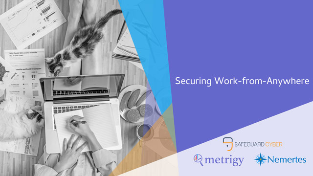 Securing Work-from-Anywhere