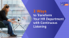 3 Ways to Transform your HR Department with Continuous Listening