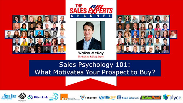 Sales Psychology 101: What Motivates Your Prospect to Buy?