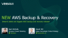 NEW AWS Backup and Recovery Release