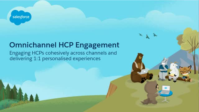 Engaging HCPs with Omni Channel One-to-One Personalised Experiences