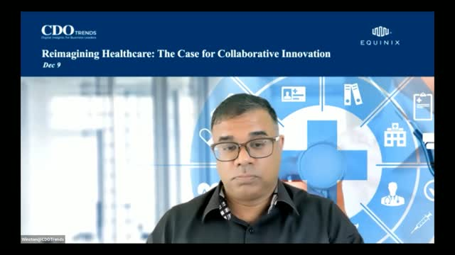 Reimagining Healthcare: The Case for Collaborative Innovation