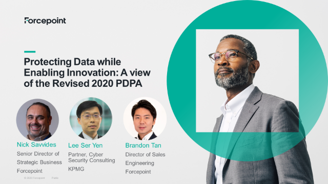 Protecting Data while Enabling Innovation: A View of Singapore Revised 2020 PDPA