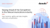 Staying Ahead of the Competition in the Telecommunications Industry