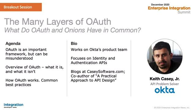 The Many Layers of OAuth
