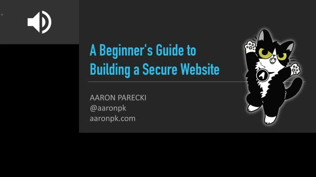 A Beginner's Guide to Building a Secure Website