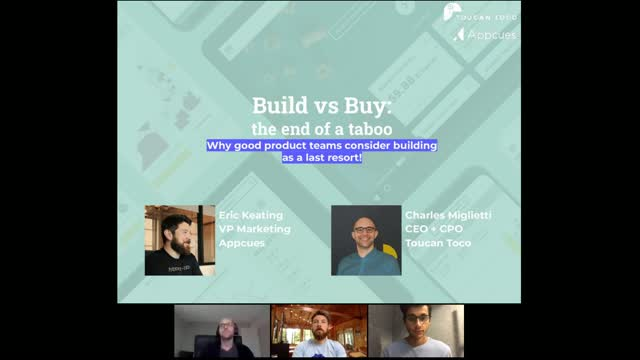 Build vs Buy: The End of the Taboo
