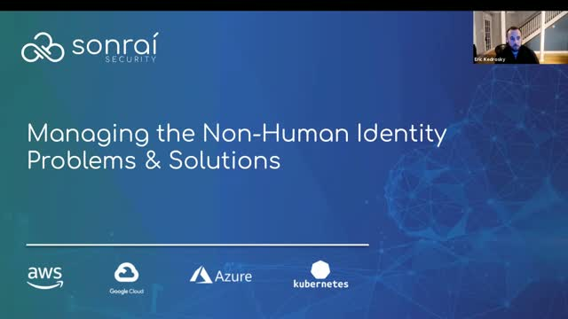 Securing Non-Human Identities in AWS and Azure: Part 1
