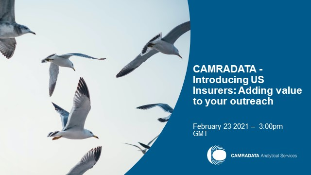 CAMRADATA - Introducing US Insurers: Adding value to your outreach