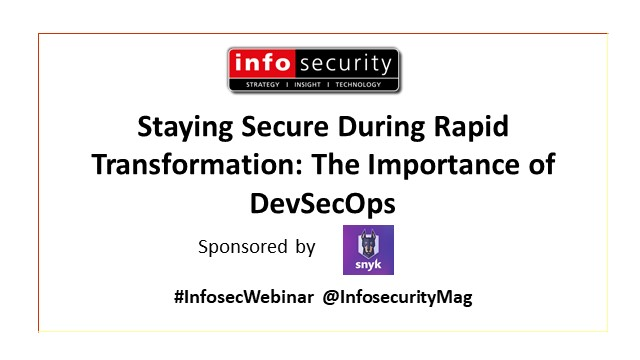 Staying Secure During Rapid Transformation: The Importance of DevSecOps