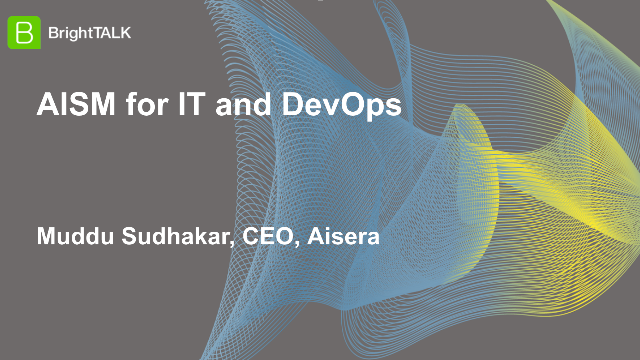 AISM for IT and DevOps