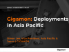 Gigamon Fireside Chat - Deployments in Asia Pacific