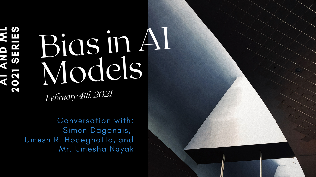 How to avoid Bias in AI Models