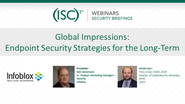Global Impressions: Endpoint Security Strategies for the Long-Term