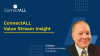 Value Stream Insights by ConnectALL with CJ Henry