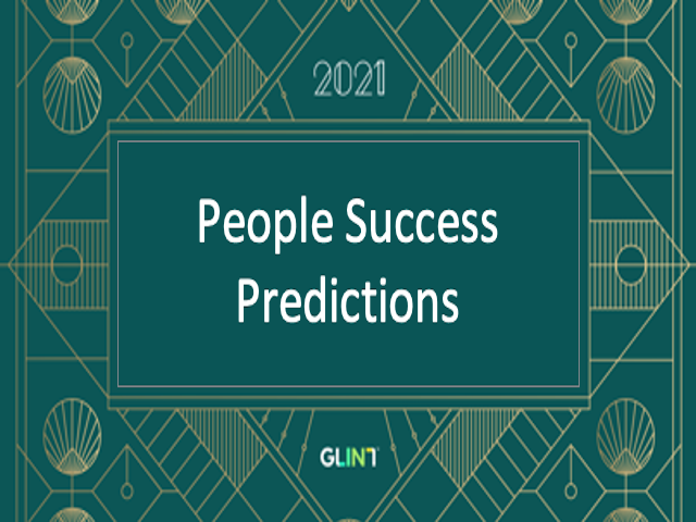 Reimagine People Strategy - People Success Predictions for 2021