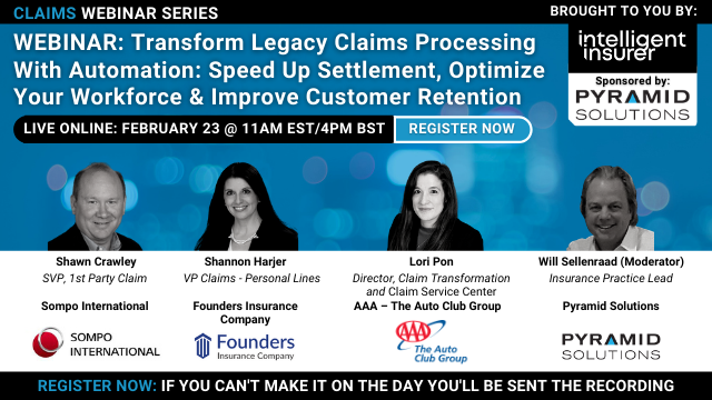 Transform Legacy Claims Processing With Automation