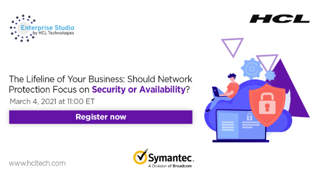 Should Network Protection Focus on Security or Availability?