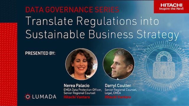 Translate Regulations into Sustainable Business Strategy