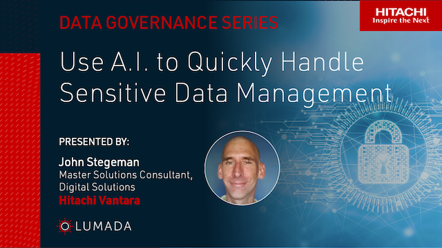 Use A.I. to Quickly Handle Sensitive Data Management