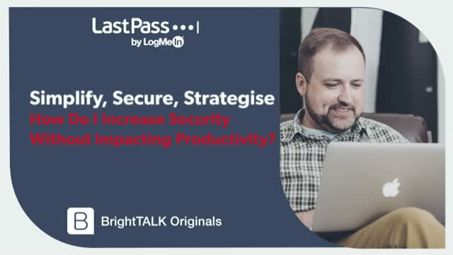 How Do I Increase Security Without Impacting Productivity?