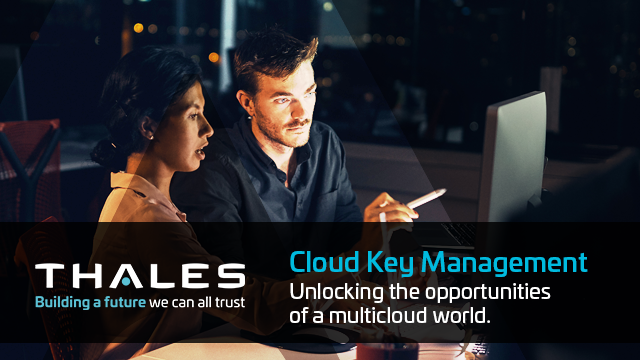 Cloud Key Management: Unlocking the opportunities of a multi-cloud world.