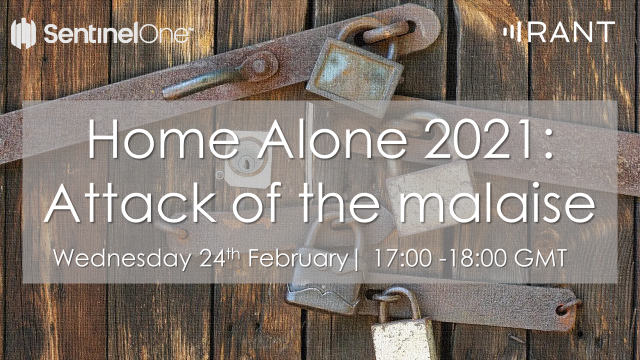 RANT Radio: Home Alone 2021: Attack of the malaise