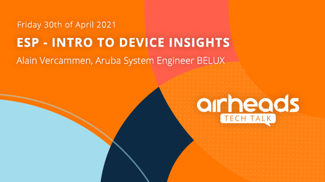 Airheads TechTalk: ESP - Intro to Device Insight [ENG]