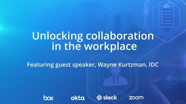 Unlocking collaboration in the workplace