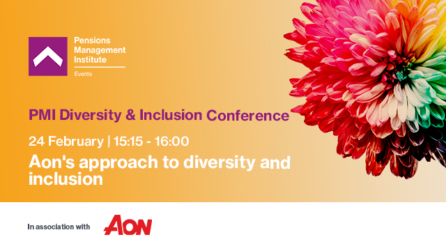 Aon's approach to diversity and inclusion