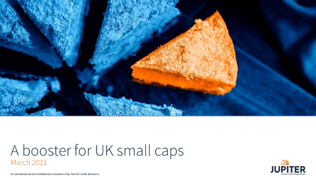 A booster for UK small caps