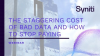The Staggering Cost of Bad Data and How to Stop Paying