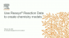 Use Reaxys® Reaction Data to Create Chemistry Models