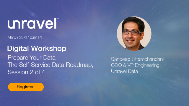 Prepare Your Data - The Self-Service Data Roadmap, Session 2 of 4