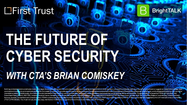 The Future of Cyber Security with CTA's Brian Comiskey