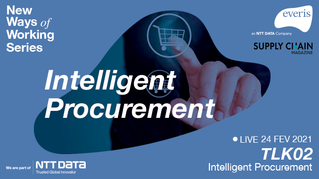 New Ways of Working Series #2 | Intelligent Procurement