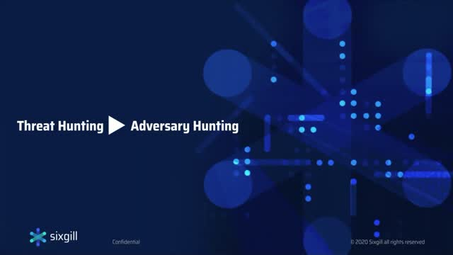 Evolving Threat Hunting to Adversary Hunting: Using dark web and closed sources