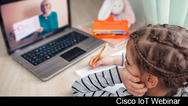 Cisco Webinar: Bring Internet Access to Students Who Need it Most