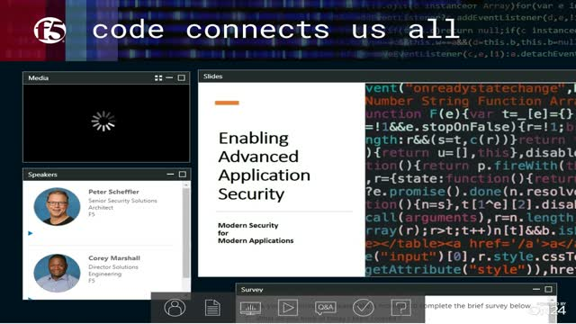 Enabling Advanced Application Security