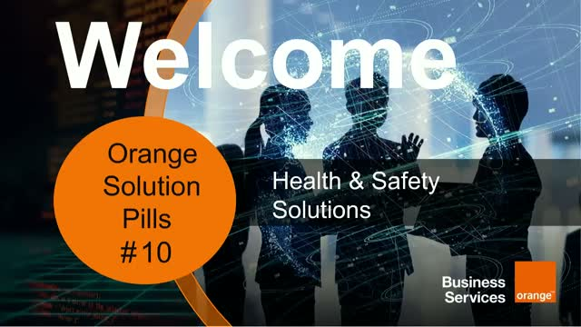 Orange Solution Pill #10 – Health & Safety Solutions