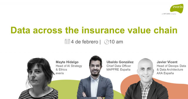 Data across the insurance value chain