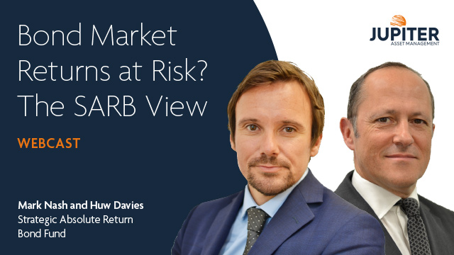 Bond Market Returns at Risk? The SARB View