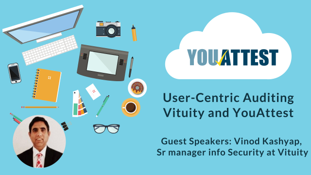 User-Centric Auditing - Vituity and YouAttest