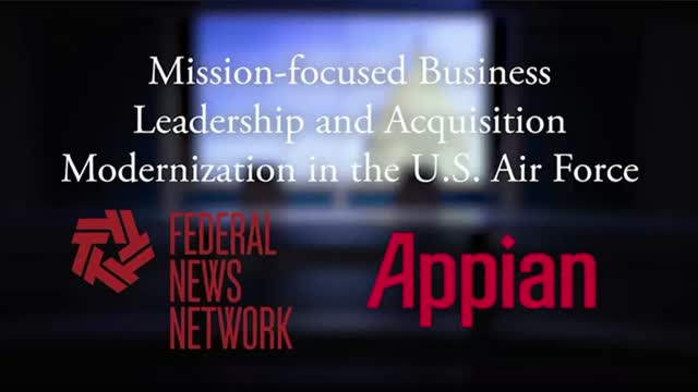 Mission-Focused Business Leadership and Acquisition Modernization in the USAF